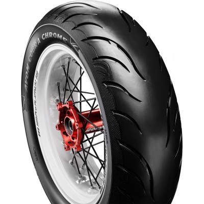 COBRA CHROME AV92 180/60 B17 75V