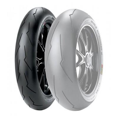 Pirelli Diablo Supercorsa V3 SC2 120/70 ZR17 58W
