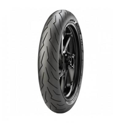 Pirelli Diablo Rosso III 120/70 ZR17 58W