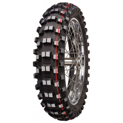 Mitas Terra Force-MX Mid-Soft (red) 110/100-18 64M