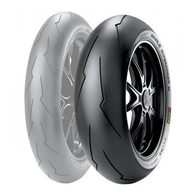 Pirelli Diablo Supercorsa V3 SC1 200/60 ZR17 80W