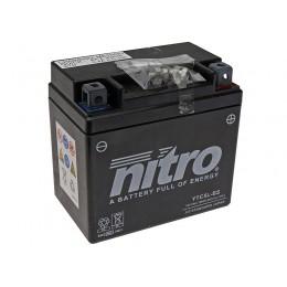 Battery Nitro YTZ10S AGM GEL closed