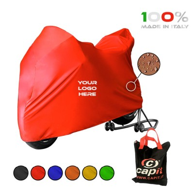 Bike cover Capit Yamaha - red