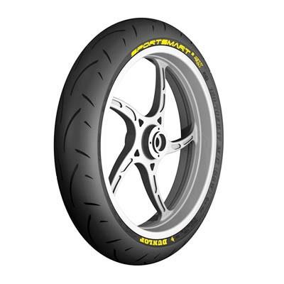 Dunlop Sportsmart-2 MAX 120/70 ZR17 58W