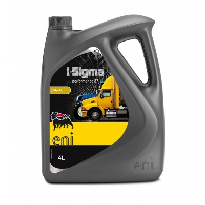 Eni i-Sigma performance E7 15W-40 4L