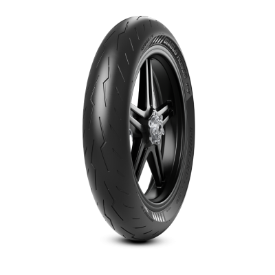 Pirelli Diablo Rosso IV 120/70 ZR17 58W F