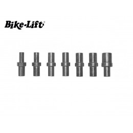 """Set 7 pins """"Bike Lift"""" for headstock stand FS-11"""