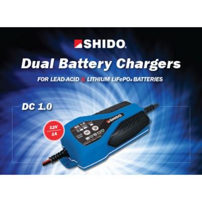 Shido dual charger 1A UK